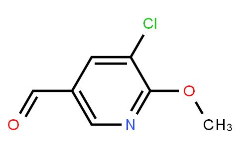 5-Chloro-6-methoxynicotinaldehyde