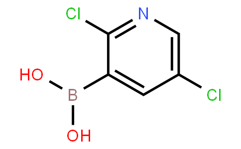 AM12142 | 536693-97-7 | 2,5-Dichloropyridine-3-boronic acid