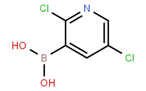 2,5-Dichloropyridine-3-boronic acid