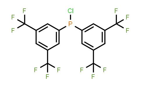 Bis(3,5-bis(trifluoromethyl)phenyl)chlorophosphine