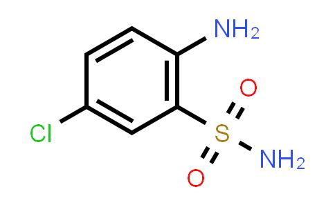 2-aMino-5-chlorobenzenesulphonamide