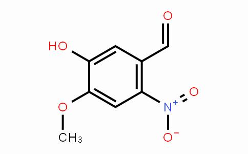 5-Hydroxy-4-methoxy-2-nitro-benzaldehyde