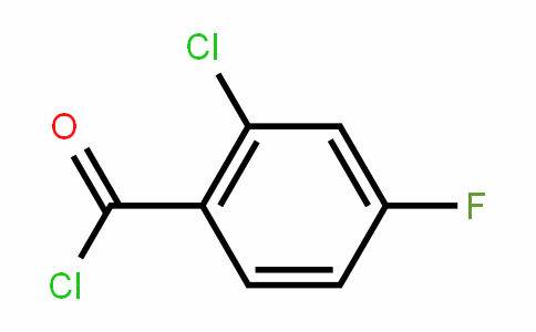 2-Chloro-4-fluorobenzoyl chloride