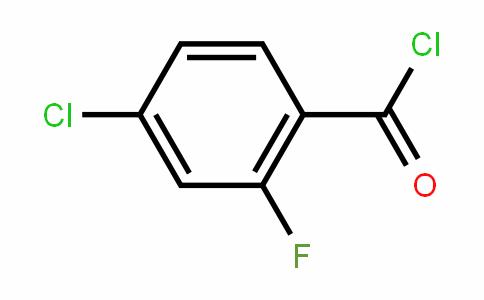 4-Chloro-2-fluorobenzoyl chloride