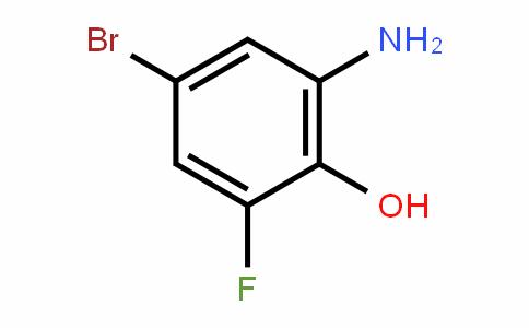 2-Amino-4-bromo-6-fluorophenol