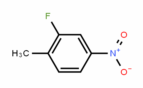 2-氟-4-硝基甲苯