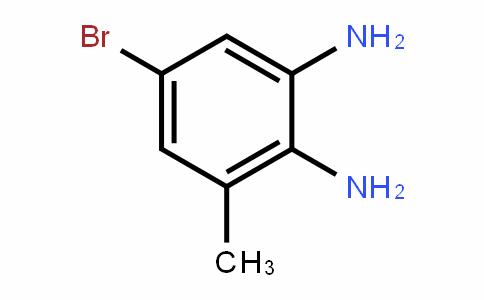 5-Bromo-3-methylbenzene-1,2-diamine