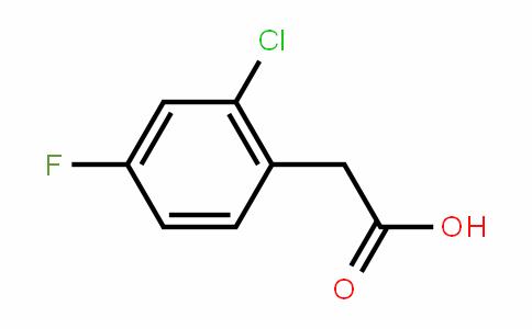2-氯-4-氟苯基乙酸