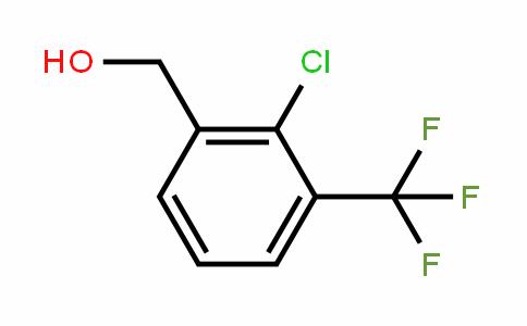 2-Chloro-3-(trifluoromethyl)benzyl alcohol