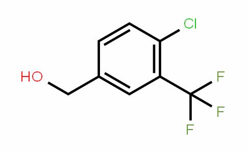 4-Chloro-3-(trifluoromethyl)benzyl alcohol