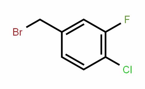 3-Fluoro-4-chlorobenzyl bromide