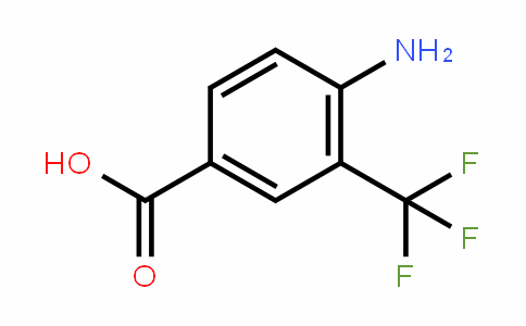 4-Amino-3-trifluoromethyl benzoic acid