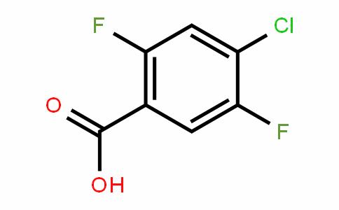 2,5-Difluoro-4-chlorobenzoic acid