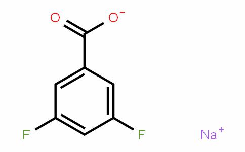 Sodium 3,5-difluorobenzoate