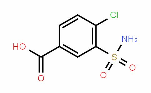 4-Chloro-3-sulfamoyl benzoic acid