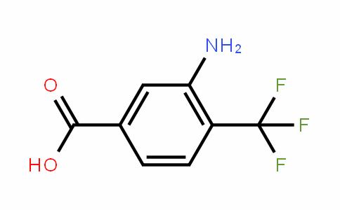 3-Amino-4-(trifluoromethyl)benzoic acid