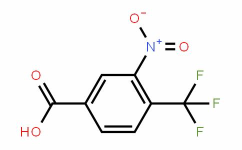 3-Nitro-4-(trifluoromethyl)benzoic acid