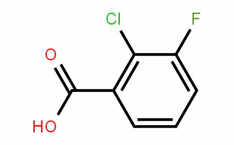 2-Chloro-3-fluorobenzoic acid