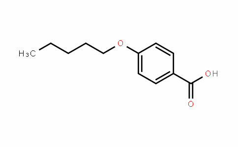 4-n-Pentyloxybenzoic acid