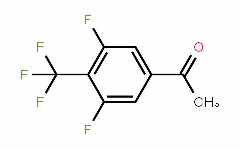 3',5'-Difluoro-4'-(trifluoromethyl)acetophenone