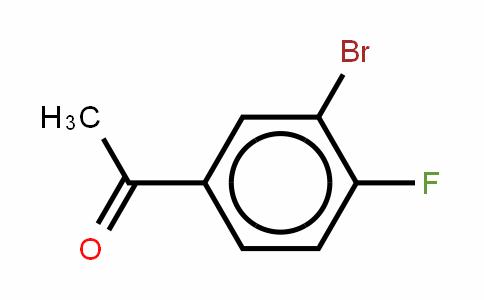 3-bromo-4-fluoroacetophenone