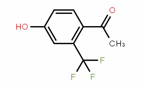 4'-Hydroxy-2'-trifluoromethylacetophenone
