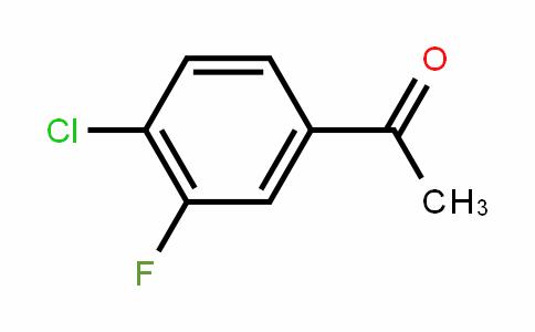 3-氟-4-氯苯乙酮