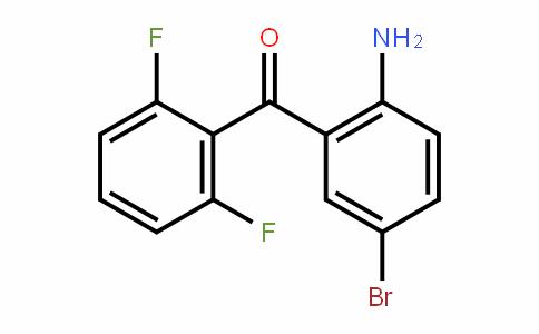 2-Amino-5-bromo-2',6'-difluoro benzophenone