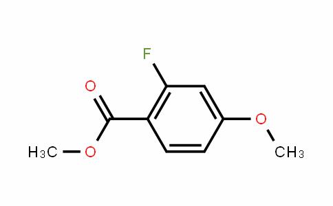 Methyl 2-fluoro-4-methoxybenzoate