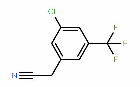 3-chloro-5-(trifluoromethyl)benzyl cyanide