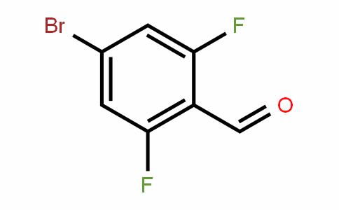 4-溴-2,6-二氟苯甲醛
