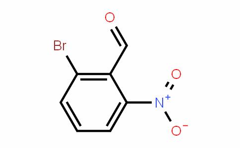 2-溴-6-硝基苯甲醛