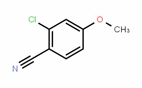 2-Chloro-4-methoxybenzonitrile