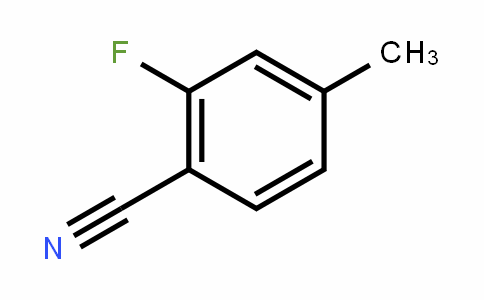 2-Fluoro-4-methylbenzonitrile