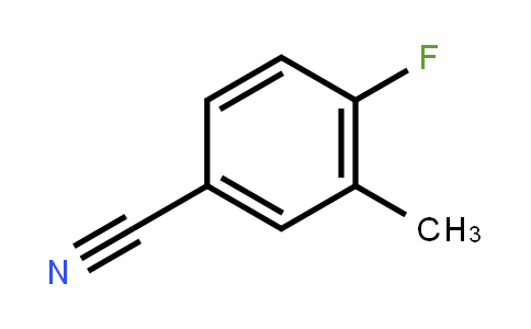 4-Fluoro-3-methylbenzonitrile