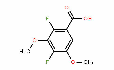 2,4-Difluoro-3,5-dimethoxy benzoic acid