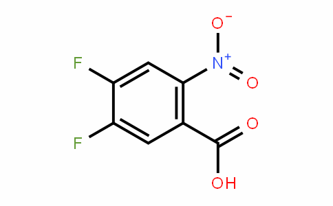 4,5-Difluoro-2-nitrobenzoic acid