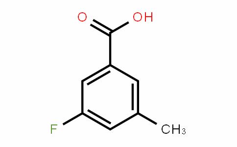 3-Fluoro-5-methylbenzoic acid