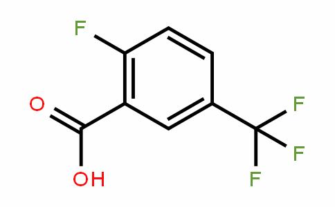 2-氟-5-(三氟甲基)苯甲酸