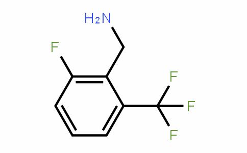 2-Fluoro-6-(trifluoromethyl)benzylamine