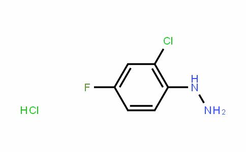 2-Chloro-4-fluorophenylhydrazine hydrochloride