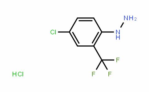 4-Chloro-2-(trifluoromethyl)phenylhydrazine hydrochloride