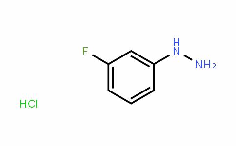 3-Fluorophenylhydrazine hydrochloride