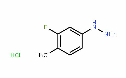 3-Fluoro-4-methylphenylhydrazine hydrochloride