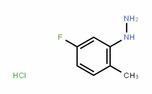 5-Fluoro-2-methylphenylhydrazine hydrochloride