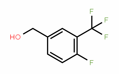 3-Trifluoromethyl-4-fluorobenzyl alcohol