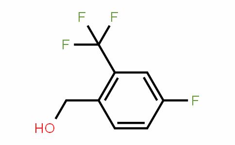 2-Trifluoromethyl-4-fluorobenzyl alcohol
