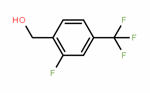 4-Trifluoromethyl-2-fluorobenzyl alcohol