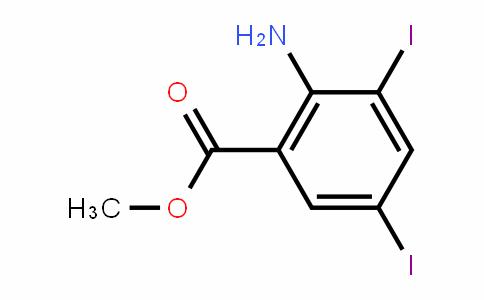 Methyl 2-amino-3,5-diiodobenzoate