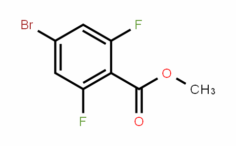 Methyl 4-bromo-2,6-difluorobenzoate